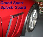 Grand Sport Splash Guard 150