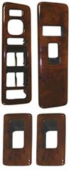 H2 Door Power Switch Bezels - mappa - 100