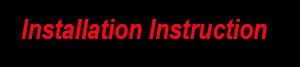 InstallationInstruction1