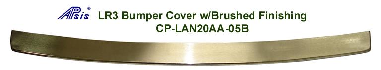 LR3-Bumper Cover-brushed finishing-768