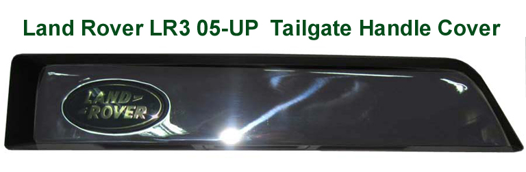 LR3 Tailgate Handle Cover-768