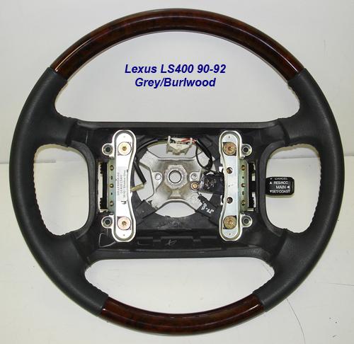 Lexus LS400 90-92-grey-1