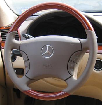 Mercedes S430 SW - 350