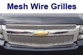 Mesh Grille Product Page