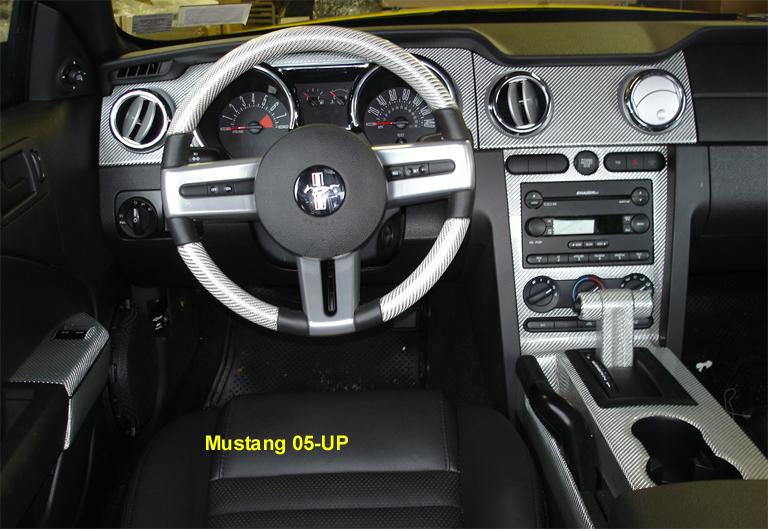 Mustang 05-UP 768