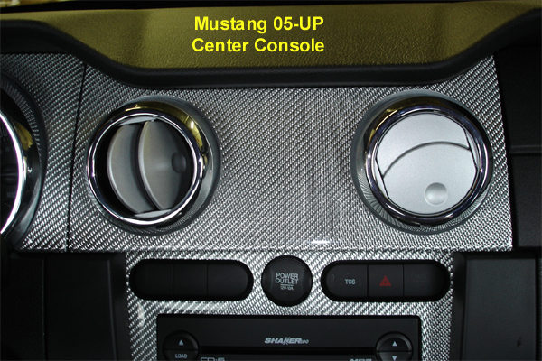 Mustang 05-UP Center Console 600