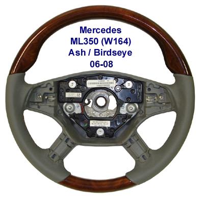 New ML350 (W164) 06-08-Ash-birdseye-400