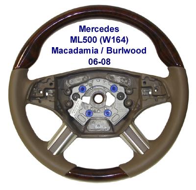 New ML500 (W164) 06-08-Macadamia-burlwood-400