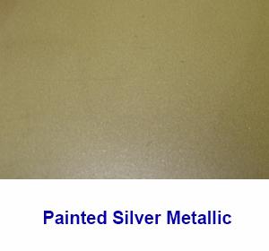 Painted Silver Metallic -1