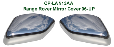 R.R. Rear Mirror Cover-Double 72p 400 06-UP