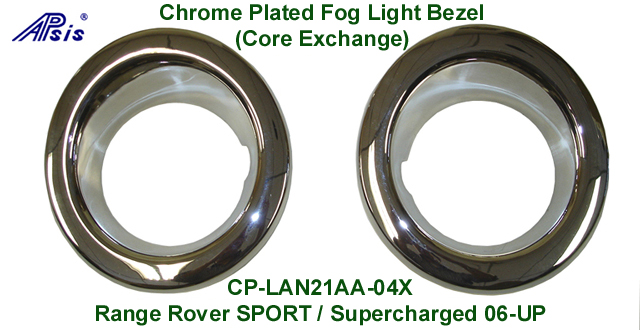 R.R. SPORT-Fog Light Bezel Pair-core exchange  640p 72P