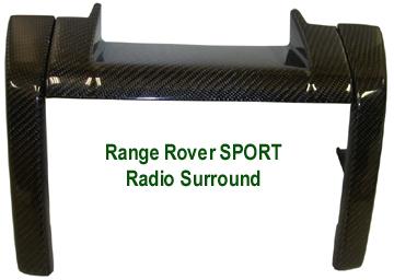 R.R.SPORT-Black CF-Radio Surround 72p 400