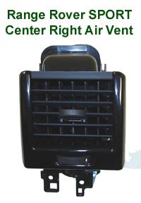 R.R.SPORT-Black Piano-Air Vent-Center Left-200