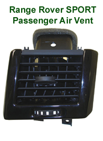 R.R.SPORT-Black Piano- Pass.Air Vent -220