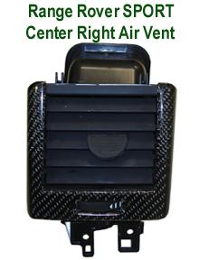 R.R.SPORT-BlackCF-Air Vent-center right-220