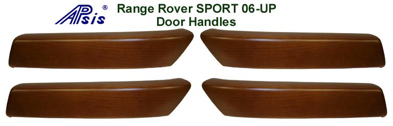 R.R.SPORT-Door Handle-cherry- 768