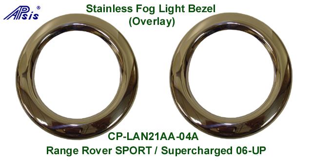 R.R.SPORT-Fog Light Bezel-stainless-640