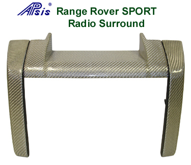 R.R.SPORT-Silver CF-Radio Surround 375