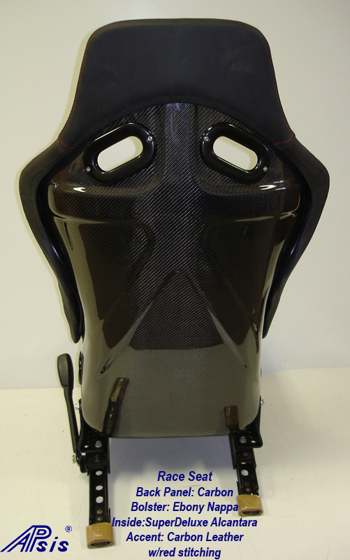 Race Seat mount on c5 rail-back view-1