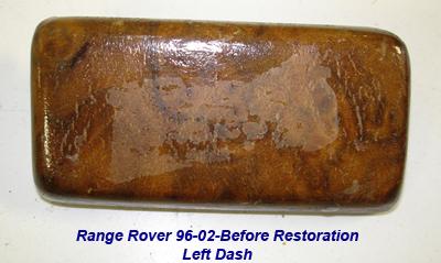 Range Rover 96-02-before lamination-left dash-1
