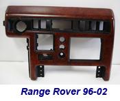 Range Rover 96-02 radio bezel-1-175