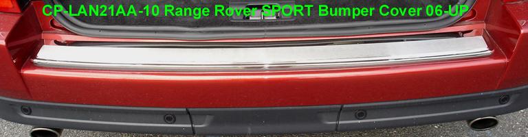 Range Rover SPORT Bumper Cover 06-UP