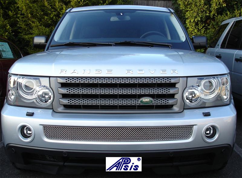 Range Rover SPORT Front Bumper Grille 800