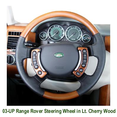 Range Rover SW-Lt. Cherry- 396 w- description