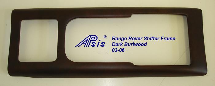 Range Rover Shifter Frame 03-06-dark burl-individual-2