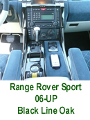 Range Rover Sport - Black Line Oak - 130