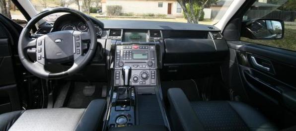 Range Rover Sport - Black Line Oak Full View -2