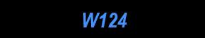 Restoration W124 icon-1