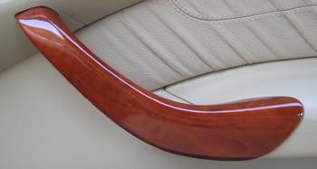S430 PF Door Handle - 350