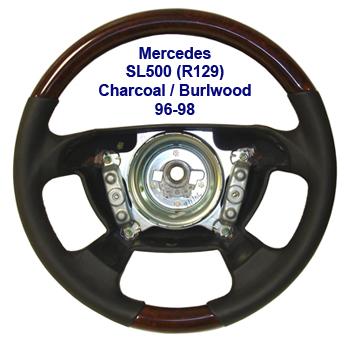 SL500 96-98-Black-Burl-400