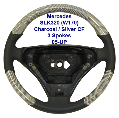 SLK320-Black-silver CF-05-UP