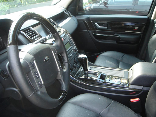 SPORT Black Lined Oak-Full View-driver side-1