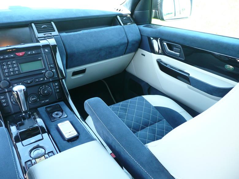 SPORT-Black Lined Oak-installed-Interior Full Dashes-center left view-reto-1