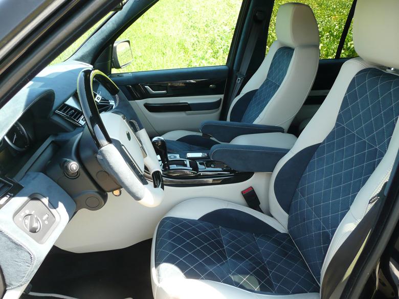 SPORT-Black Lined Oak-installed-Interior Full Dashes-left view-reto-2