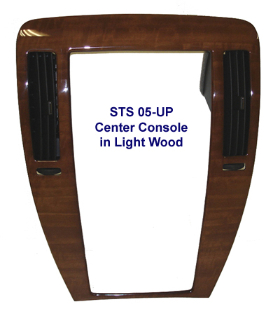 STS Center Console-Light - 400