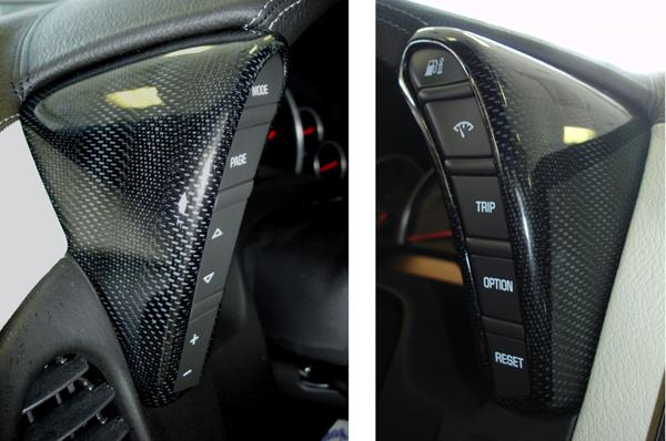 Speedo Corner 08 GM Carbon - 600