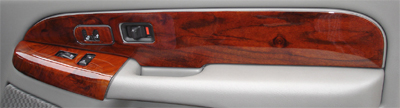 Suburban 03-06 Burlwood PF Door Panel -400p