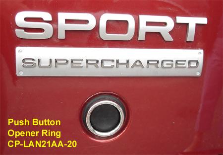 Tailgate Push Button Opener Ring