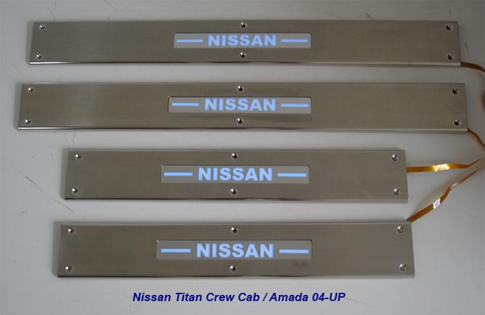 Titan Crew Cap w-nissan logo-1