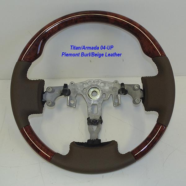 Titan SW-piemont burl + beige leather-1