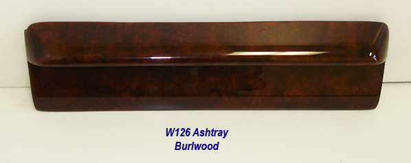 W126 Ashtray Cover-burlwood-1
