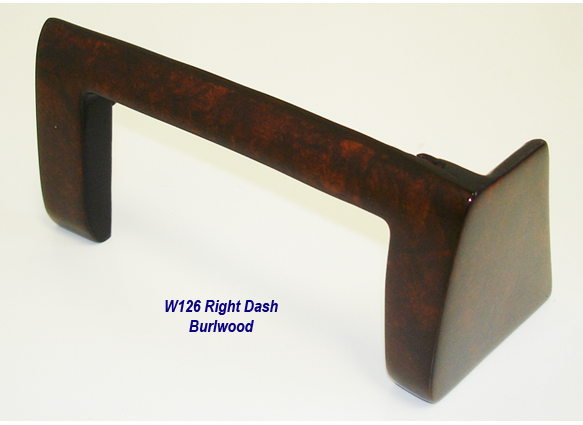 W126 Right Dash-burlwood-2