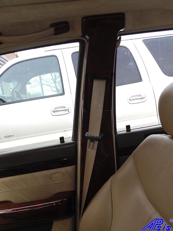 W140 B-Pillar-burlwood-installed-3 800