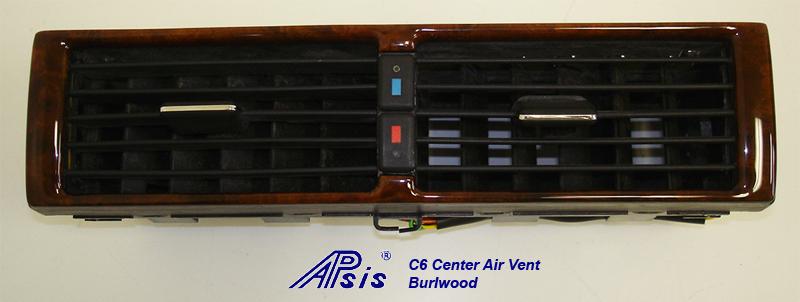 W140 Center Air Vent-burlwood-individual-2