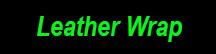 - W140 Leather Wrap Icon
