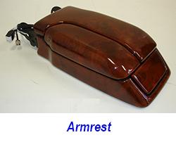 W140 Split Armrest+Base-burlwood-individual-1 250